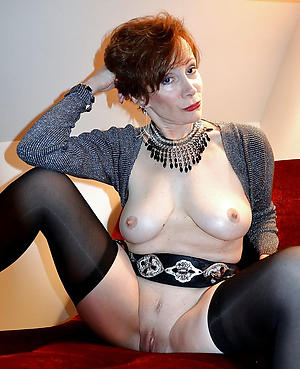 Nude pussy classy and mature