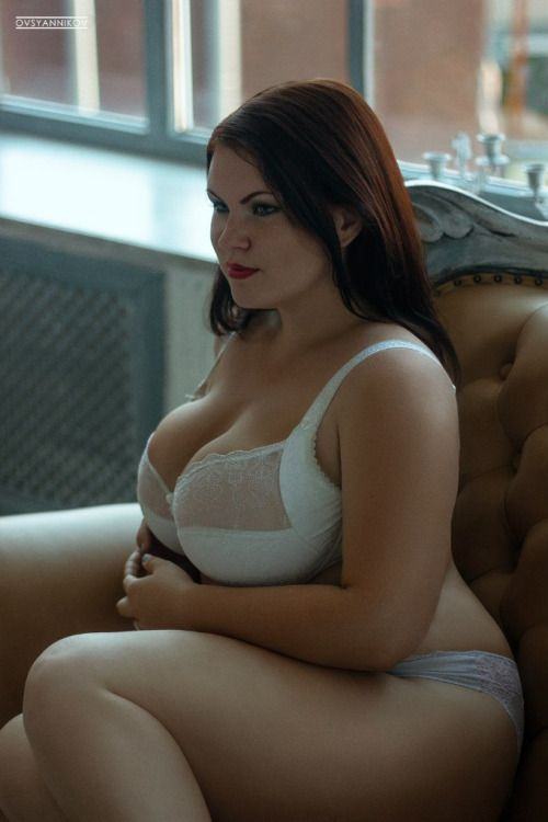 Sexy plus size russian