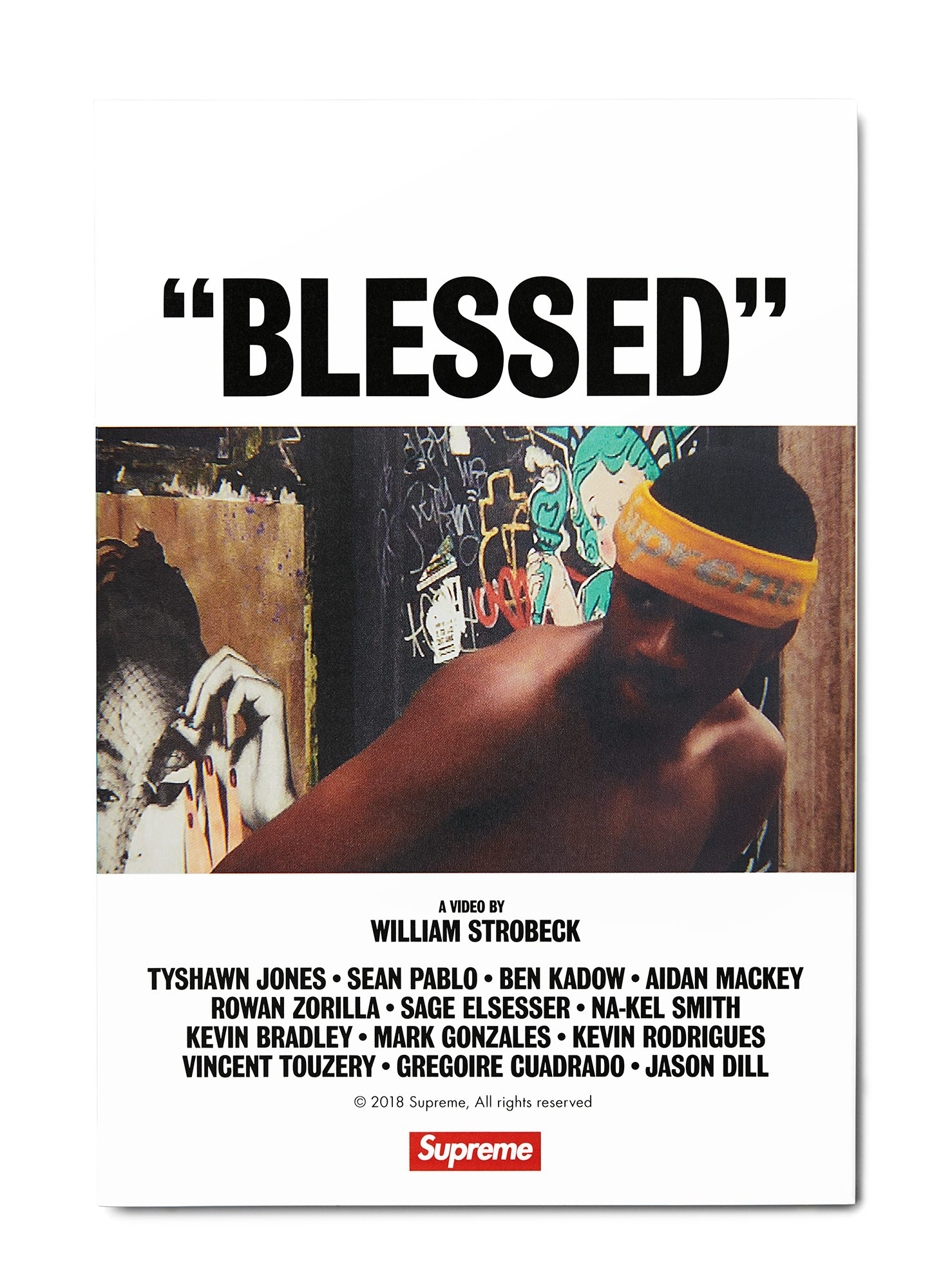 Blessed supreme full video free