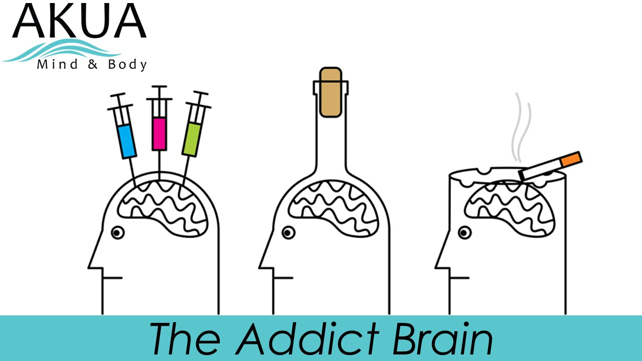 The mind of an addict