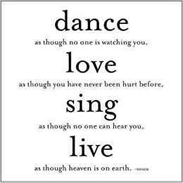 Who sings i love to dance